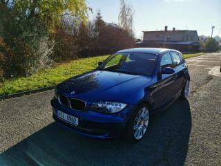BMW Řada 1 116i / 85kW hatchback