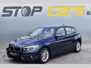 BMW Řada 1 1.5 i Automat hatchback benzin