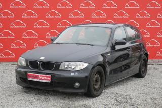 BMW Řada 1 118d 90 kW 5.DV kůže, DIGI klima hatchback