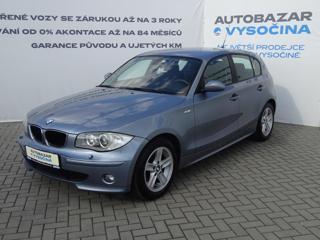 BMW Řada 1 118d Xenony! 124 tKm!!! hatchback