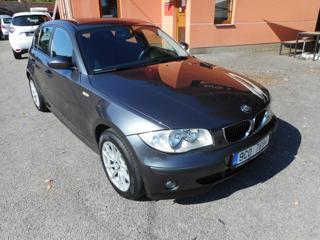 BMW Řada 1 116i hatchback