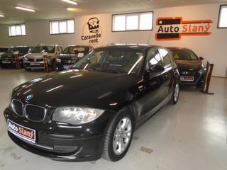 BMW Řada 1 116i 85kW, serv.kniha, 2 sady kol hatchback