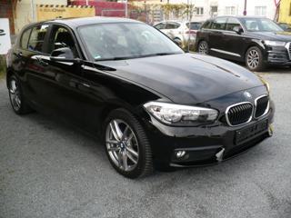 BMW Řada 1 118 i hatchback benzin