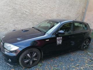 BMW Řada 1 118i hatchback