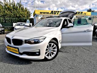 BMW Řada 3 318d GT A/T Panorama,Navi,Kůže.Kame hatchback