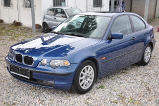 BMW Řada 3 316Ti 85kW hatchback