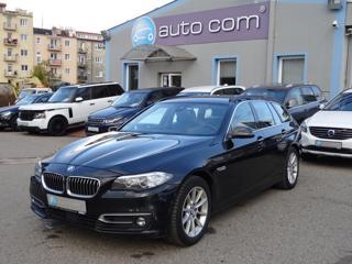 BMW Řada 5 525d xDrive Luxury Line kombi