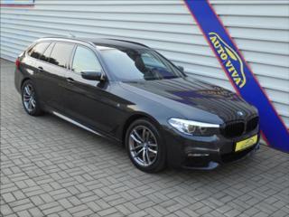 BMW Řada 5 520d xDrive,M-paket,AT,ČR kombi nafta