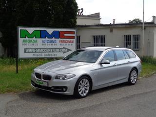 BMW Řada 5 525d-160kw,NAVI, XENON, KŮŽE, EL.KU kombi