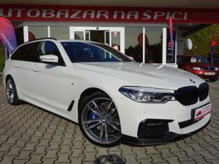 BMW Řada 5 530d xDrive MPaket Performance kombi
