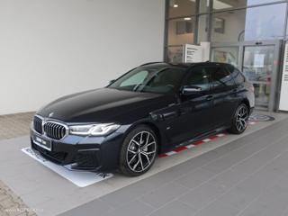 BMW Řada 5 520d xDrive Tour. AKCE ČERVENE kombi nafta