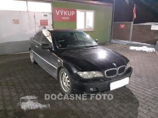 BMW Řada 3 2.0 kupé nafta