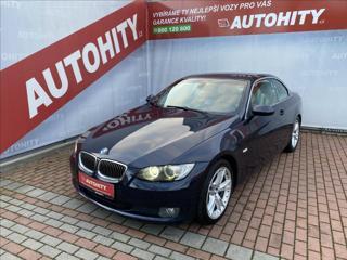 BMW Řada 3 3,0 325d, aut. kabriolet nafta