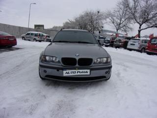 BMW Řada 3 320D kombi