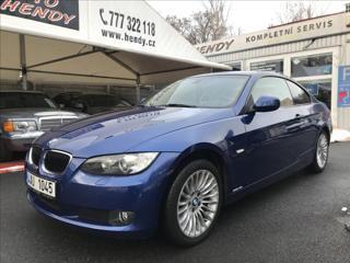 BMW Řada 3 2,0 i 125 kW,málo km,nehavarov kupé benzin