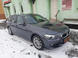 BMW Řada 3 2,0 318d kombi nafta