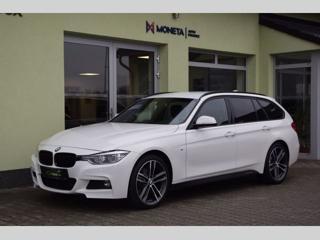 BMW Řada 3 320xD M-PAKET+PERFORMANCE*LED kombi nafta