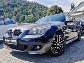 BMW Řada 5 530d xDrive TOURING M-PAKET kombi