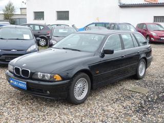 BMW Řada 5 3,0 530i LPG kombi