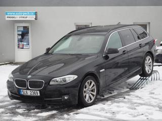 BMW Řada 5 520d kombi