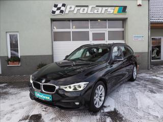 BMW Řada 3 318d Touring kombi nafta