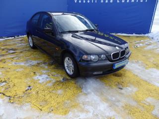 BMW Řada 3 1.6 Mpi kupé