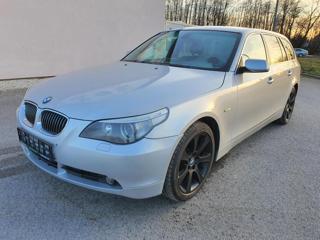BMW Řada 5 530xd,4X4,DIGI.KLIMA,KŮŽE kombi