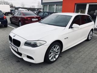 BMW Řada 5 3.0 d kombi nafta