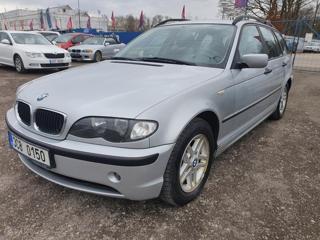 BMW Řada 3 318d Touring,2XALU kombi