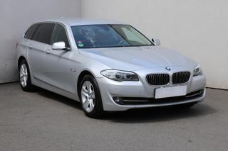 BMW Řada 5 2.0d, Serv.kniha, ČR kombi nafta