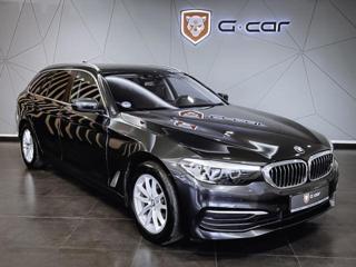 BMW Řada 5 2.0 d Touring xDrive kombi nafta