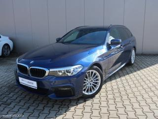 BMW Řada 5 530d xDrive Touring M-paket kombi nafta