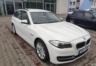 BMW Řada 5 xDrive, Kombi, Nezávislé topení, od kombi