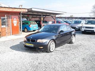 BMW Řada 1 2.0 d kupé nafta