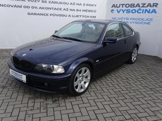 BMW Řada 3 320Ci R6 125Kw! TOP! BEZ koroze! kupé