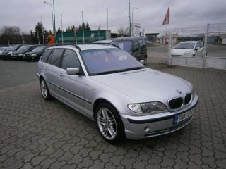 BMW Řada 3 330i Xi Sport Paket kombi