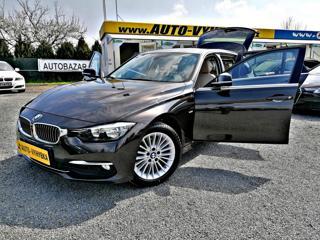BMW Řada 3 318D Luxury line,Kůže,Výhřev,Navi kombi