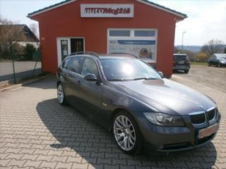 BMW Řada 3 3,0 XD 170 kW ACC DIGIKLIMA XENONY el. TZ  330 kombi nafta