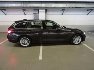 BMW Řada 3 320d 140kw Luxury,Led,kůže. kombi