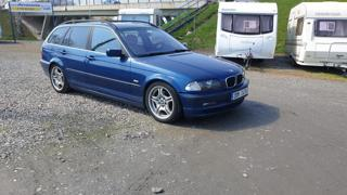 BMW Řada 3 320i touring kombi