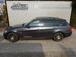 BMW Řada 3 2.0 d kombi nafta