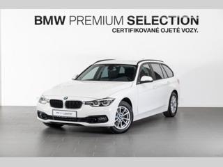 BMW Řada 3 1.5 i Touring kombi benzin