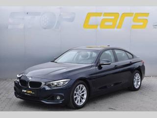 BMW Řada 4 1.5 i kupé benzin