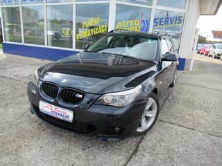 BMW Řada 5 530 XD 3,0D M doplňky !!! kombi