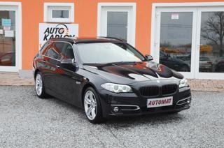 BMW Řada 5 525d xDrive LUXURY 111.000km kombi