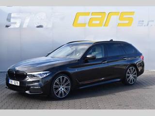 BMW Řada 5 3.0 xDrive kombi nafta