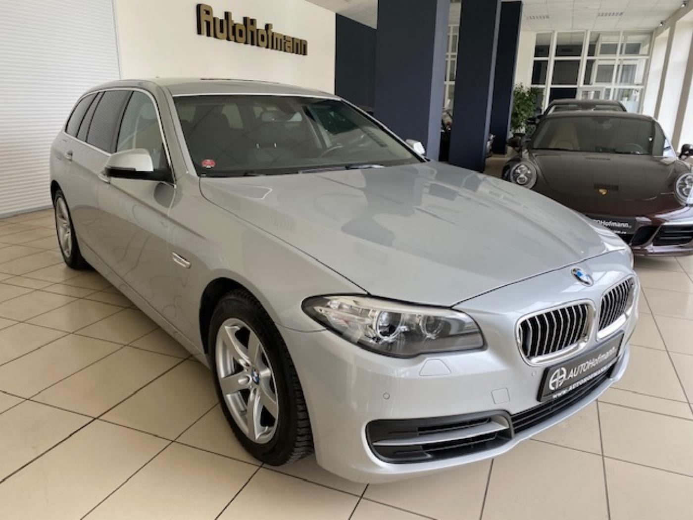 BMW Řada 5 520d XDRIVE kombi