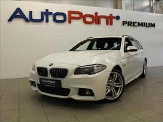 BMW Řada 5 2,0 520d AT M-Paket Panorama kombi nafta