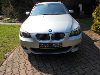 BMW Řada 5 530 XD 173KW M-Paket,Zachovalé kombi