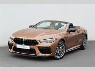 BMW Řada 8 M8 Cabrio kabriolet benzin